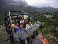 Buggie en familia con Quads Pirineos