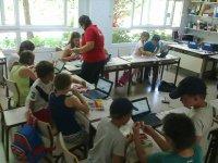 Laboratori nei campi da gioco