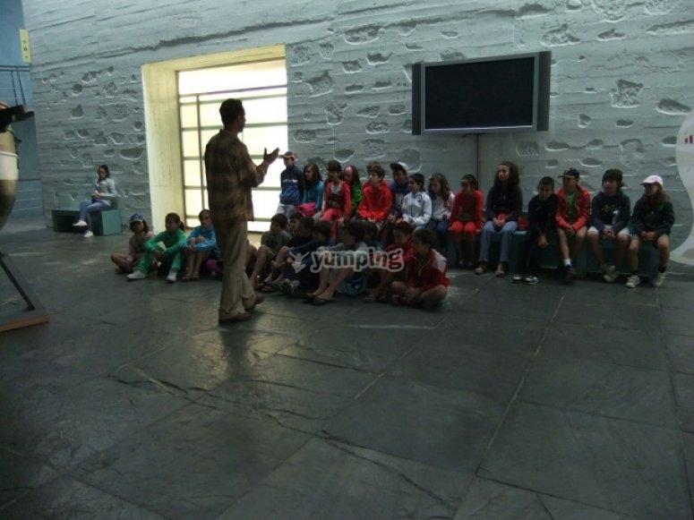Visitas museos en Vigo