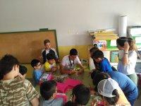 Campamento tecnologico y robotica en Mingorria