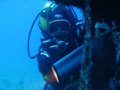 PADI Open Water Diver, La Herradura