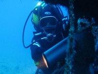 Open Water Diver en Granada