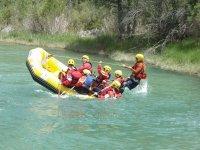 Un deporte de agua