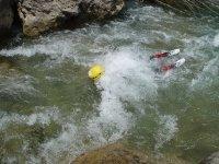 Zambúllete en el río