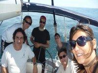 船帆帆船队