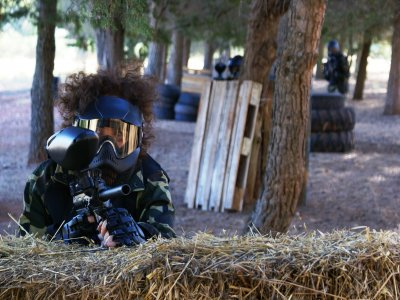 Paintball Atalaya Team Building
