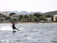 Alquiler de material para kitesurf Mallorca