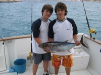 Pesca in famiglia a Javea 4 ore