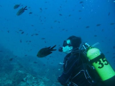 PADI Rescue Diver in La Herradura diving course