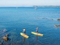 Tours de paddle surf en las baleares