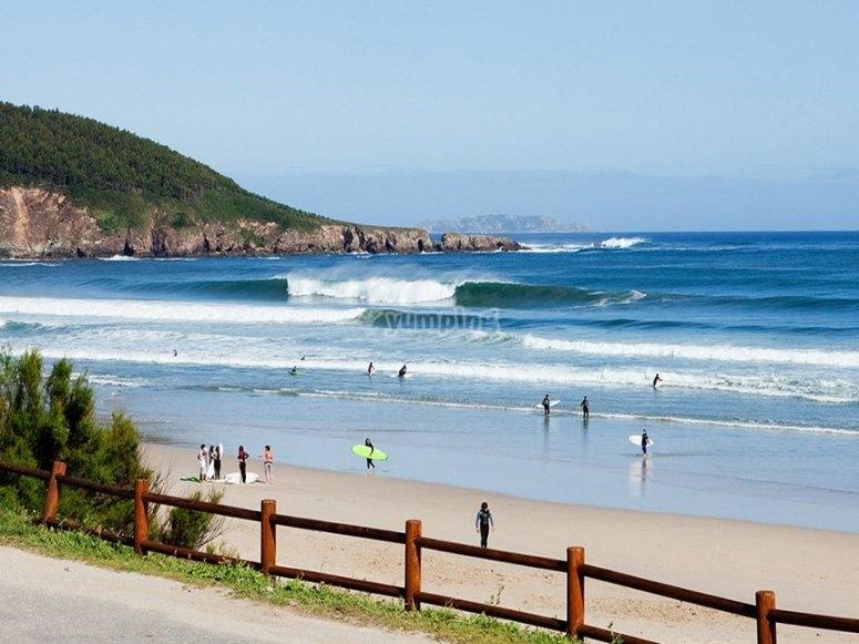 Playa Razo