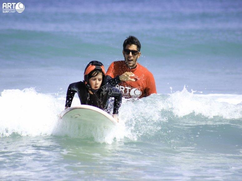 Surf Iniciación
