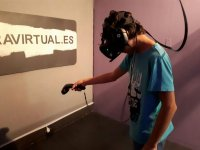 Immersed in virtual reality