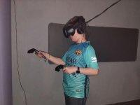 Testing virtual games