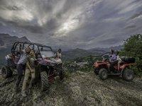 Rutas guiadas en buggy y quads por Pirineos