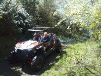 Visitando Valle de Tena en Quads Pirineos