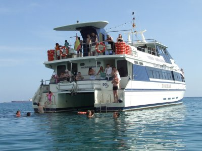 Short cruise Cambrils + Salou, adults