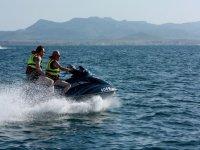 Jet-sky, Manga del Mar Menor, 30 minutes
