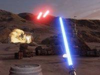 Combattimento con la spada laser
