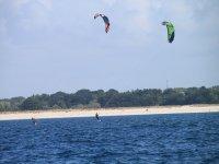 Iniciación al kite