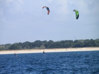 Kite initiation