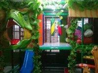 Instalaciones del parque infantil