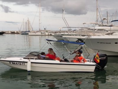 游艇租赁在Cambrils,Tarragona