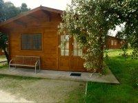 Alojamiento en cabanas