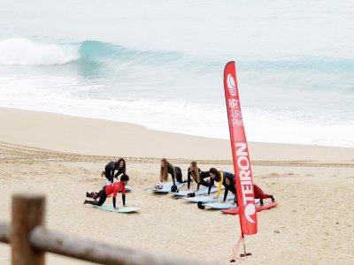 Campamento de surf en Septiembre, Carballo, 6 días