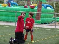 Campamentos de futbol en Castellon