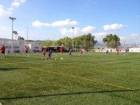 Campamentos de futbol para ninos