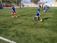足球训练足球班卡斯特利翁足球营