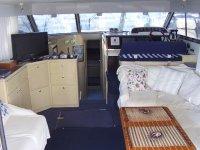 Salón a bordo