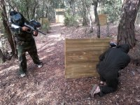 Paintball game in Dosrius