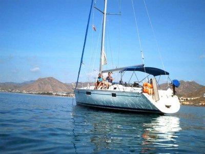 帆船租赁,中期,LasÁguilas,4小时