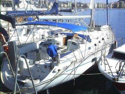 Corso di formazione in barca a vela Murcia