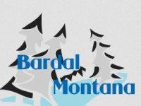 Bardal Montaña Raquetas de Nieve