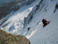 alpinismo escalada