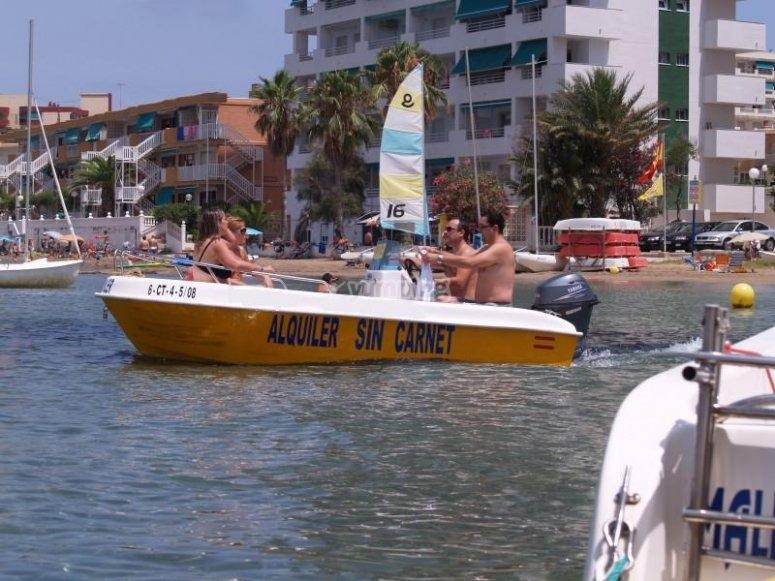 Boat retal