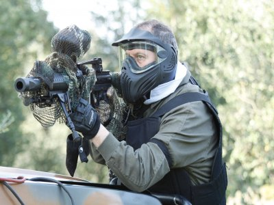 Paintball + 200 balls in Badajoz