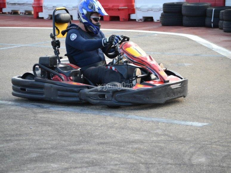 Karting en Xeresa