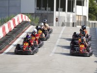 Carrera karting GP Gold en Xeresa