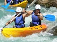 Canoe descent 3 hours river Gállego