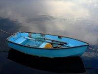 bote azul