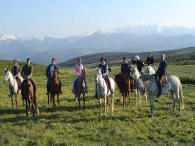 Horseback ride, Sierra de Gredos, 2h