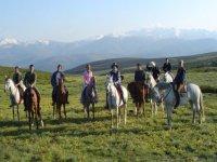 Ruta a caballo por la Sierra de Gredos, 2 horas
