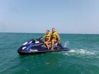 Tours en moto de agua por la costa de Gandía