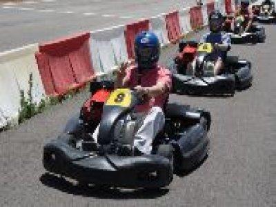 Bonus 5 round di karting a Ocaña