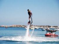 Flyboard en la isla