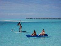 Paddle surf y kayak